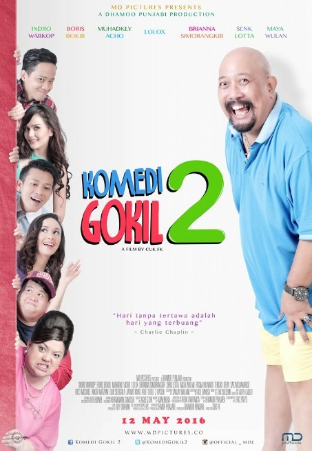 Download Film Komedi Gokil 2 2016