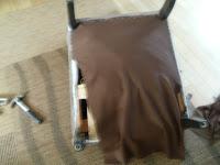 jak odnowić stary fotel krok po kroku