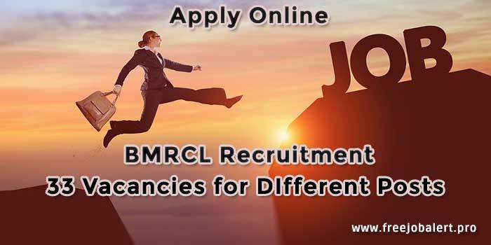 bmrcl recruitment vacancies apply online