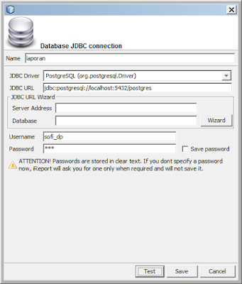 Kelas Informatika - Konfigurasi Database JDBC Connection