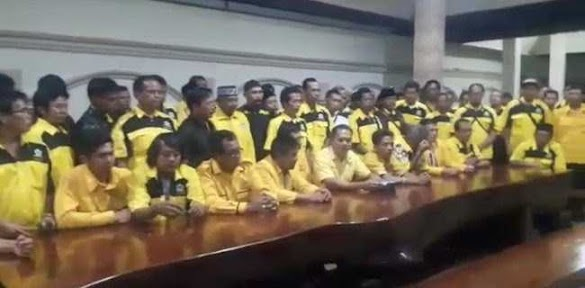Dukung Prabowo, Triana Widodo Lapang Dada Dipecat Dari Ketua Golkar Wonosobo