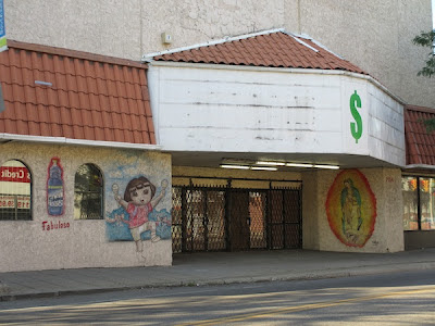Virgin of Guadalupe Detroit store front