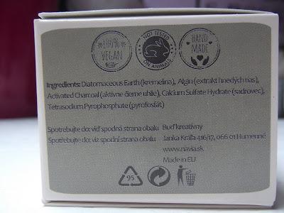 Zlupovacia maska pre T-zónu zloženie