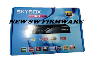 Download New File Software Firmware Skybox A1 Old CRC