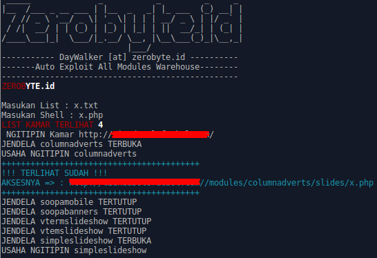 Auto Exploit Werehouse All Modules Prestashop