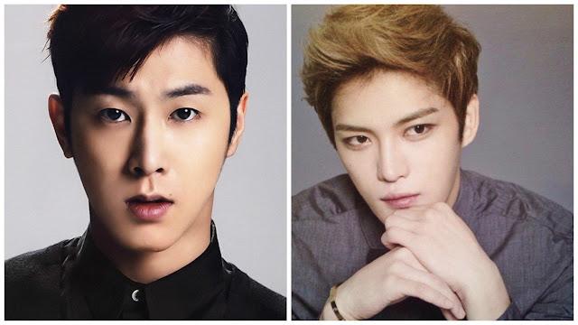Yunho và Jaejoong