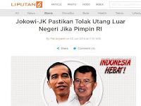 IndonesiaHebat: Pemerintah Ngutang Lagi dari Bank Asing 8 Triliun!