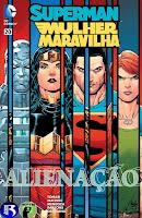 Os Novos 52! Superman & Mulher Maravilha #20