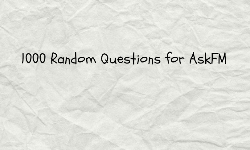 Daring questions to ask a guy