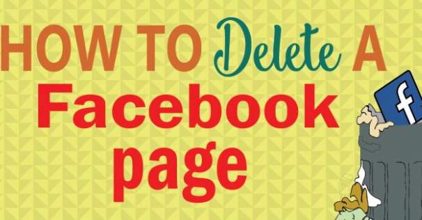 how to deactivate a facebook page