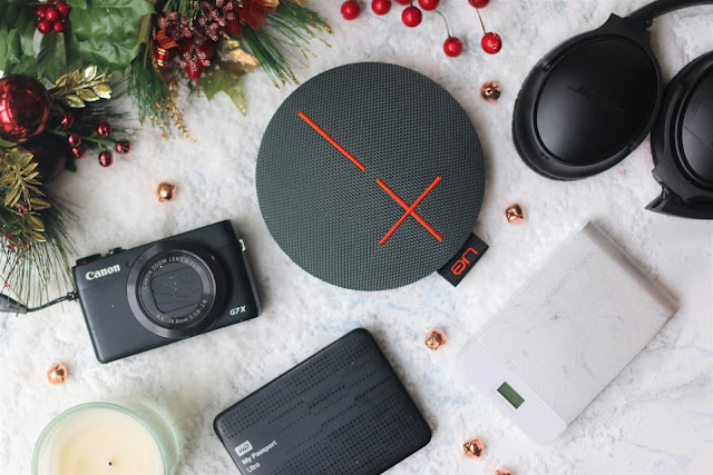 Christmas Gift Guide Blog Post 2016, Tech