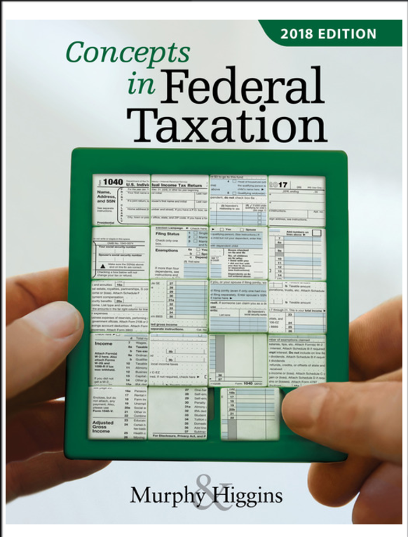 Federal taxation 2 exam review