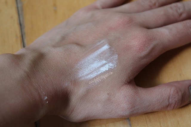Tony Moly Egg Pore Tightening Cooling Pack Product Swatch