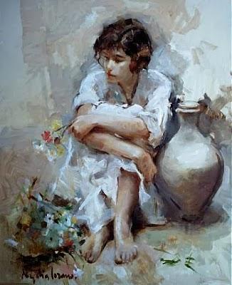 Resultado de imagen de pinturas de nydia lozano