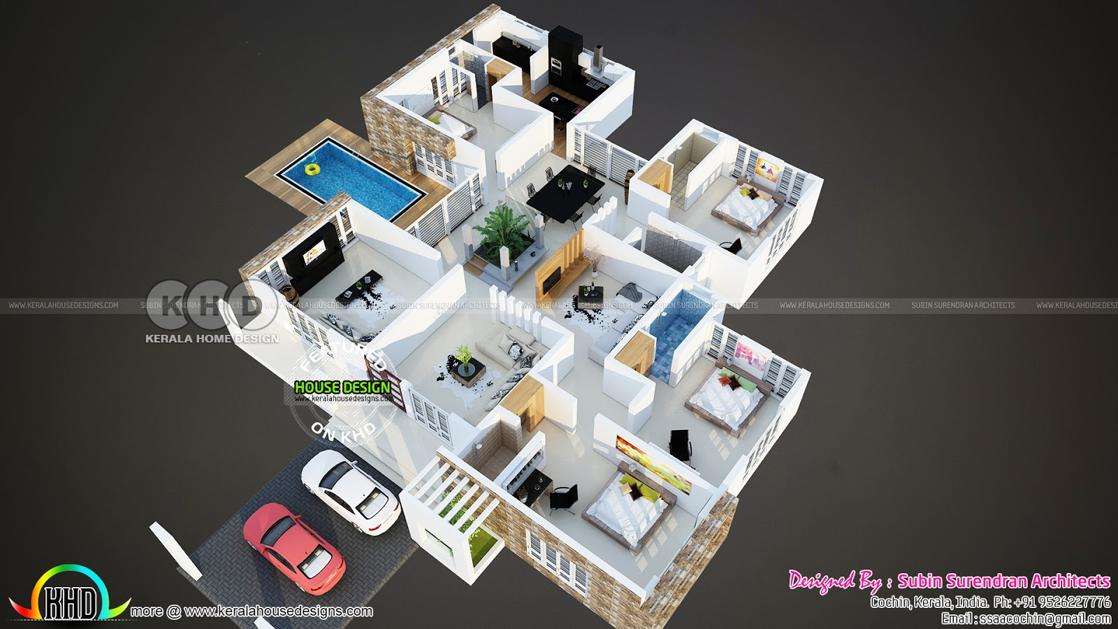 House Plan Elevation Kerala Home Design And Floor Plans
