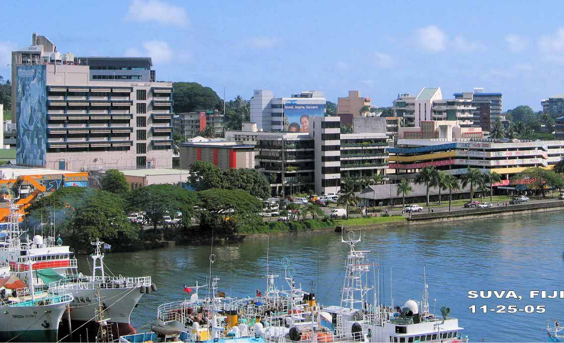 Nigerian Footballers Are Making Cool US-Dollars in Paradise (Fiji