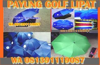 jual payung golf lipat, payung golf lipat 2, payung promosi payung souvenir, payung hujan