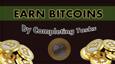 Earn Free Bitcoins Online, Ways To Get Free Bitcoins, Tasks For Bitcoins