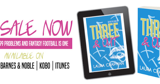 now available: 'three & out'