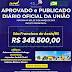 SECRETÁRIA JAQUELINE ANUNCIA APROVAÇÃO DE VERBA FEDERAL PARA A EMEI LUCINDA CHIMELO