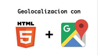 presentacion Geolocalización con HTML5 y Google Maps