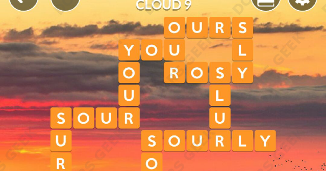 Wordscapes Level 217 Answers Doors Geek