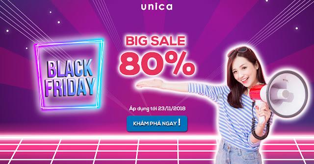 Black Friday 2018 - Unica ưu đãi giá 99k cho hơn 1000 khóa học online