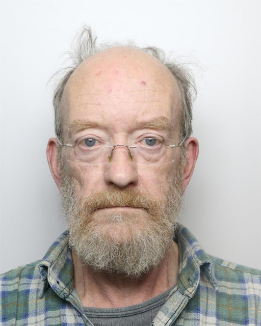'You're evil', judge tells Graham Dunstan, 67, of Stanbury, Keighley, who carried out campaign of sexual abuse against young girl