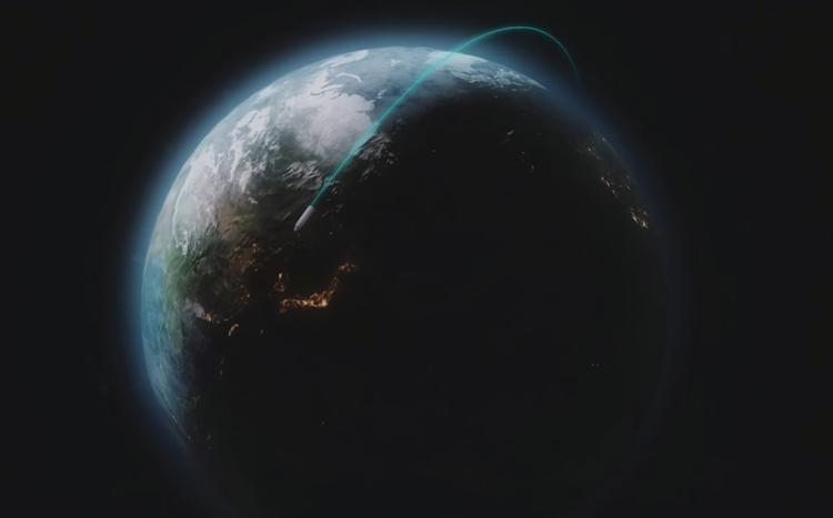 Илон Маск & SpaceX, Презентация BFR — путешествия вокруг Земли