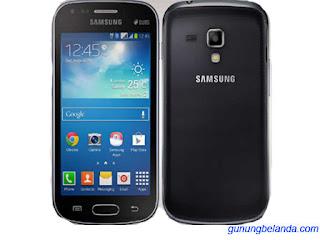 Cara Flashing Samsung Galaxy S Duos 2 GT-S7582