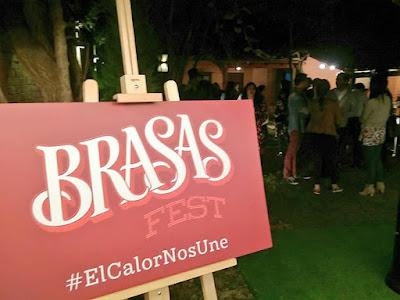 Brasas Fest 2017, Brasas Fest