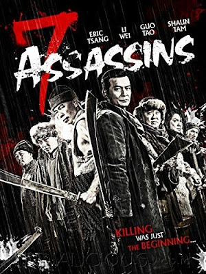 Sinopsis film 7 Assassins (2013)