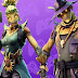 Fortnite's Halloween Skins Leaked
