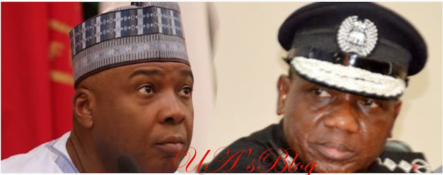 Again, Saraki summons IG, others over abductions
