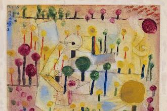 Expo : Paul Klee, Polyphonies au Musée de la Musique - Jusqu'au 15 janvier 2012