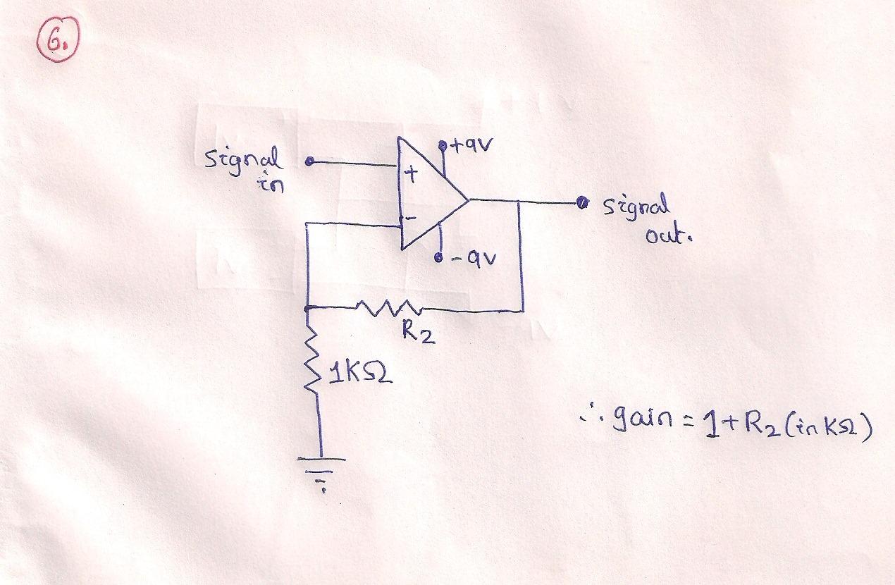 circuit diagram of non inverting amplifier 2006 chevy silverado 2500 radio wiring lm324差分放大 csdn博客