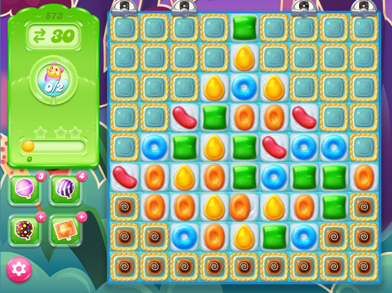 Candy Crush Jelly Saga level 573