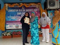 Majlis Penutup Sambutan Bulan Kaunseling SMK Cheras 2018