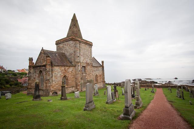 St Monans-Chiesa