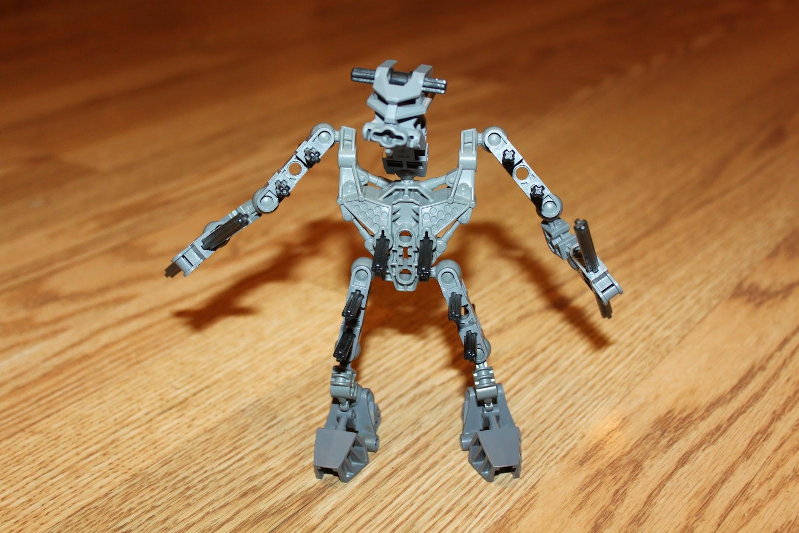 Epic Bionicle Mocs July 2012