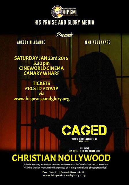 Caged Movie