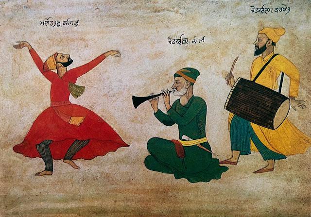 MusicRepublic INDIA – INDE Ram Narayan – His Master's Voice – EASD 1340