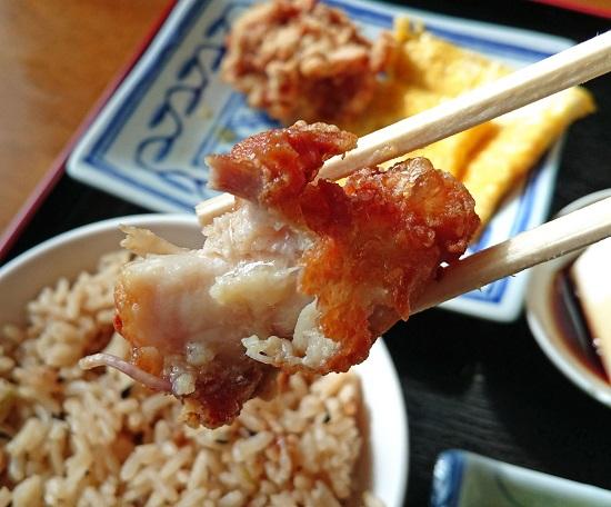 チキン唐揚の写真