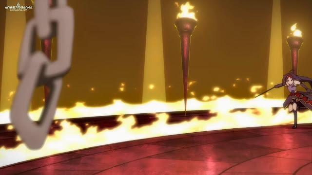 Sword Art Online موسم ثاني بلوراي مترجم تحميل و مشاهدة اون لاين 1080p