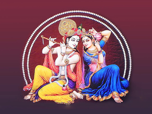Best Lord Krishna & Radha  Wallpaper For Your Mobile