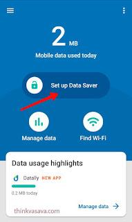 Google datally kaise use Kare