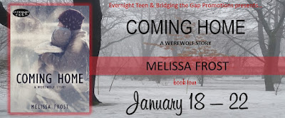 #Giveaway and Excerpt from Coming Home by Melissa Frost #YA #Paranormal