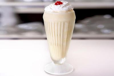 cara membuat milkshake
