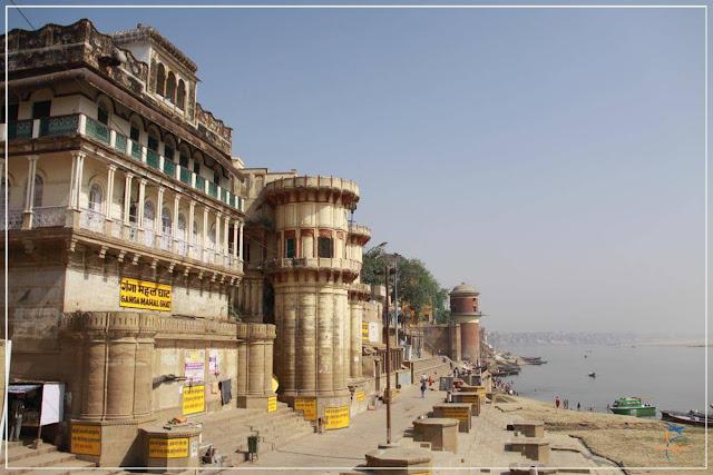 Ganga Mahal Ghat - Varanasi