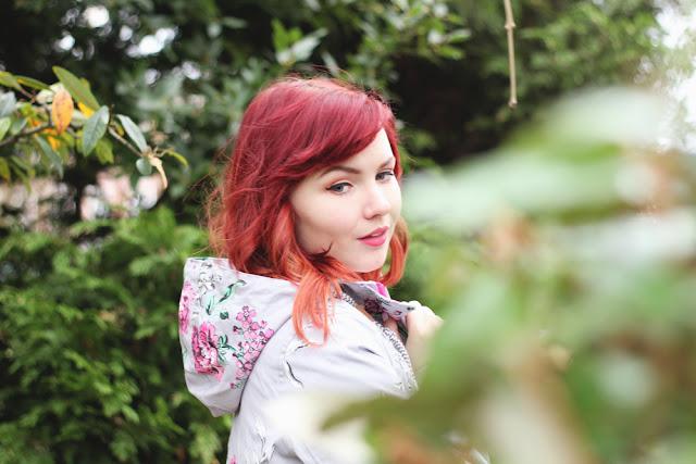 Paige Joanna Joules Floral Raincoat